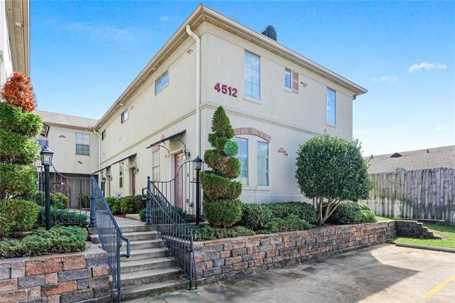 4512 Pontchartrain Drive #5, Slidell, LA 70458 (MLS #2274529) :: Robin Realty