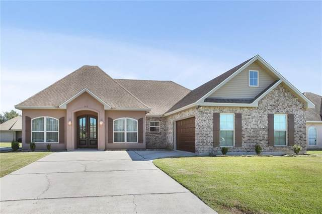 145 Georgine Drive, Wallace, LA 70090 (MLS #2274608) :: Nola Northshore Real Estate