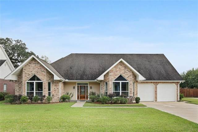 249 Beaupre Drive, Luling, LA 70070 (MLS #2274725) :: Turner Real Estate Group