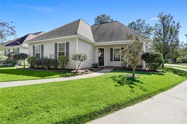 204 Shady Pond Lane, Covington, LA 70435 (MLS #2274761) :: Amanda Miller Realty