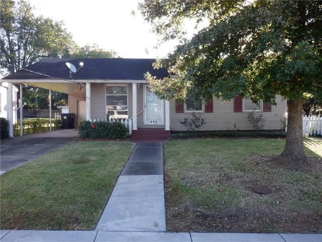638 Herald Street, New Orleans, LA 70131 (MLS #2274832) :: Crescent City Living LLC