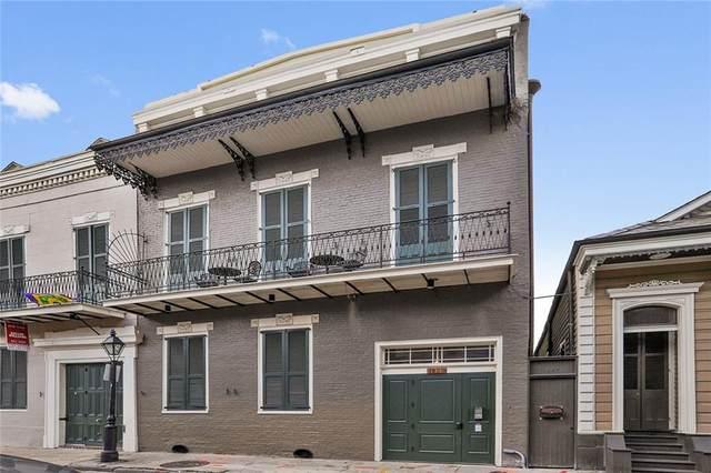 1225 Bourbon Street F, New Orleans, LA 70116 (MLS #2274874) :: Reese & Co. Real Estate
