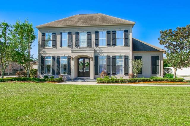 103 Pleasant Ridge Drive, Belle Chasse, LA 70037 (MLS #2274904) :: Nola Northshore Real Estate