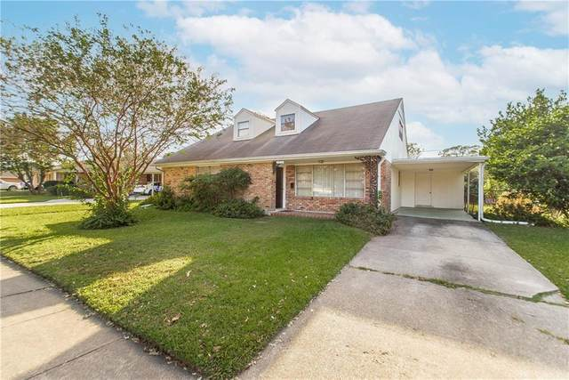 3712 James Drive, Metairie, LA 70003 (MLS #2275142) :: The Sibley Group