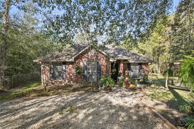 62495 Fish Hatchery Road, Lacombe, LA 70445 (MLS #2275560) :: Turner Real Estate Group