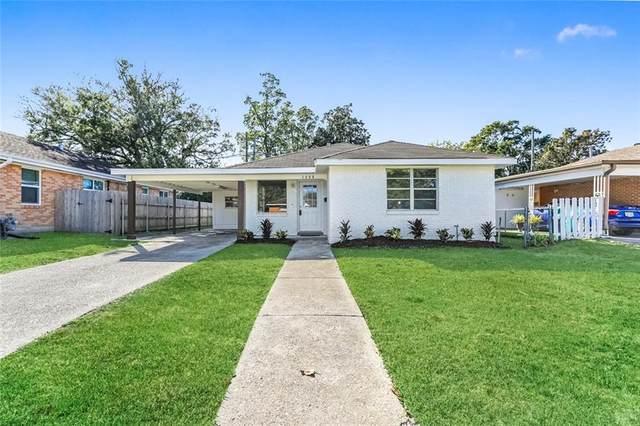 1608 Frankel Avenue, Metairie, LA 70003 (MLS #2275589) :: Amanda Miller Realty