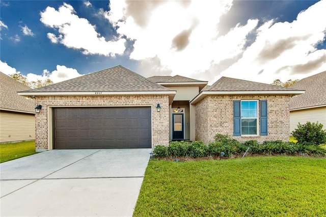 6967 Cyprus Bark Drive, Marrero, LA 70072 (MLS #2275678) :: Reese & Co. Real Estate