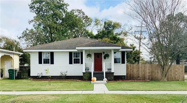 601 Montgomery Avenue, Metairie, LA 70003 (MLS #2275841) :: Nola Northshore Real Estate