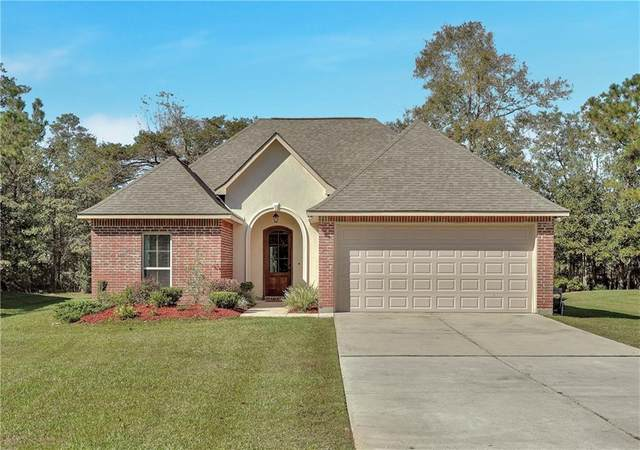 140 Coquille Drive, Madisonville, LA 70447 (MLS #2275879) :: Turner Real Estate Group
