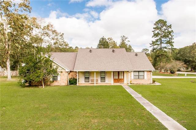 10129 W Azalea Street, Hammond, LA 70401 (MLS #2276022) :: The Sibley Group