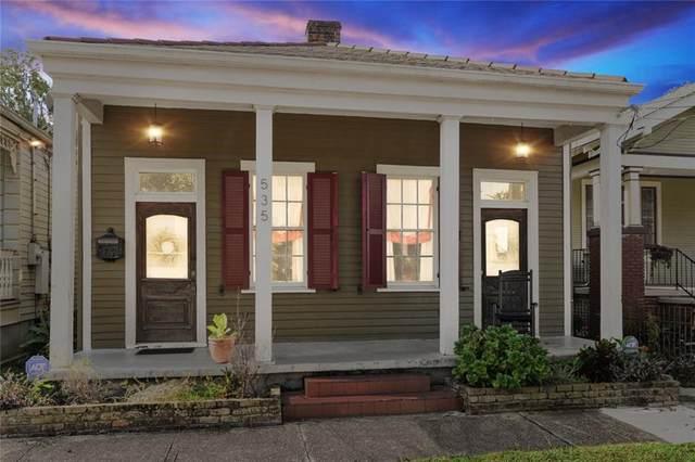 535 Elmira Avenue, New Orleans, LA 70114 (MLS #2276048) :: Reese & Co. Real Estate