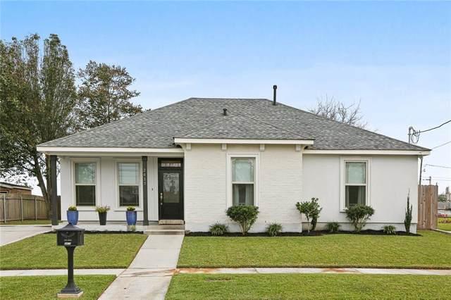 2413 Blanchard Drive, Chalmette, LA 70043 (MLS #2276229) :: Parkway Realty