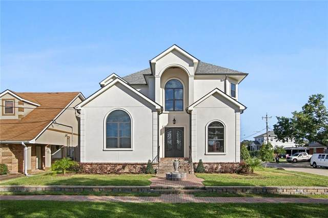 6739 Bellaire Drive, New Orleans, LA 70124 (MLS #2276267) :: The Sibley Group