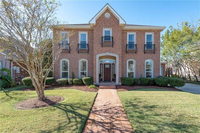 4413 Rue Place Pontchartrain Place, Kenner, LA 70065 (MLS #2276311) :: The Sibley Group