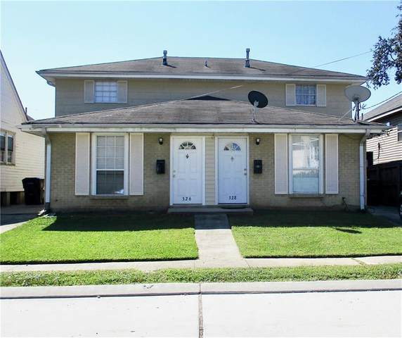 326 28 36TH Street, New Orleans, LA 70124 (MLS #2276422) :: Amanda Miller Realty
