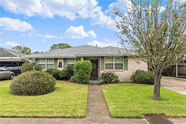 101 Sedgefield Drive, Harahan, LA 70123 (MLS #2276494) :: Nola Northshore Real Estate