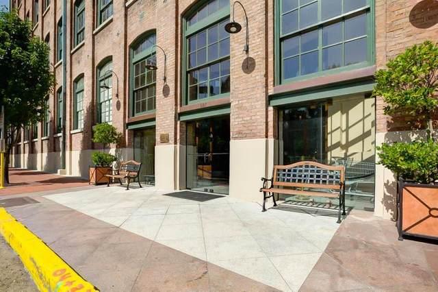 1107 S Peters Street #303, New Orleans, LA 70130 (MLS #2276506) :: Watermark Realty LLC