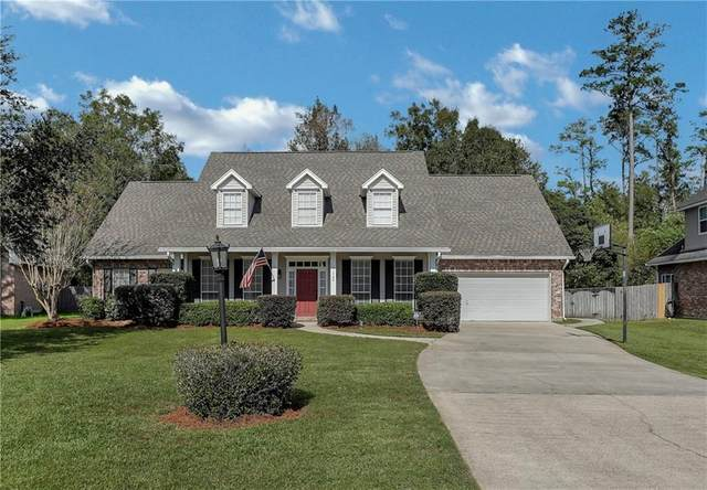 1466 Woodmere Drive, Mandeville, LA 70471 (MLS #2276560) :: The Sibley Group