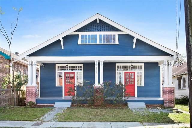 5236 Burgundy Street, New Orleans, LA 70117 (MLS #2276659) :: Crescent City Living LLC