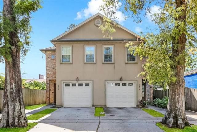 3844 Johnson Street, Metairie, LA 70001 (MLS #2276783) :: Watermark Realty LLC