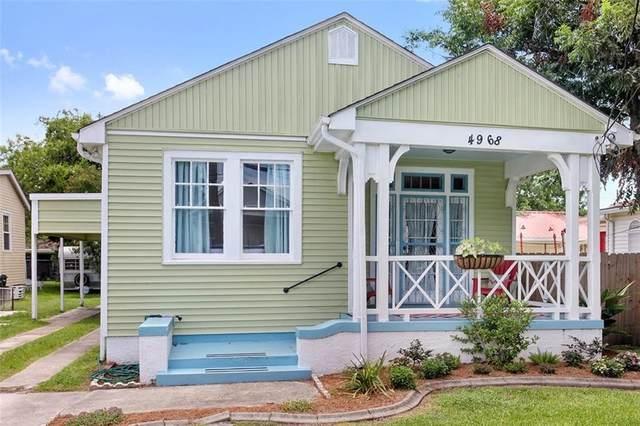 4968 Demontluzin Street, New Orleans, LA 70122 (MLS #2276791) :: Nola Northshore Real Estate