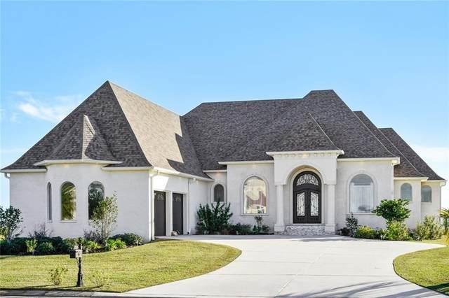 1504 Lakeshore Blvd. Boulevard, Slidell, LA 70461 (MLS #2276806) :: The Sibley Group