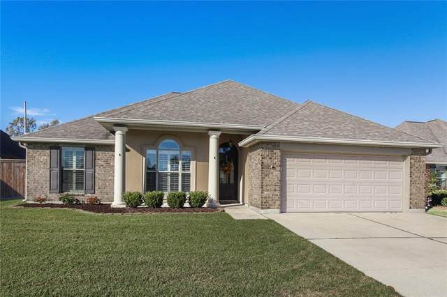 215 W Pin Oak Drive, St. Rose, LA 70087 (MLS #2276883) :: Top Agent Realty