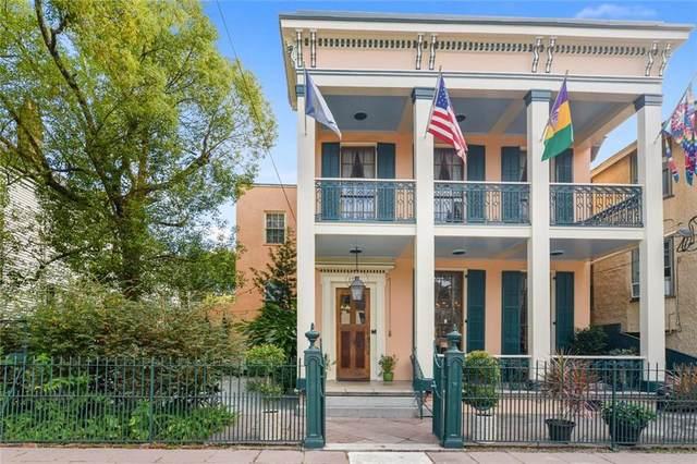 1726 Prytania Street, New Orleans, LA 70130 (MLS #2276962) :: Watermark Realty LLC