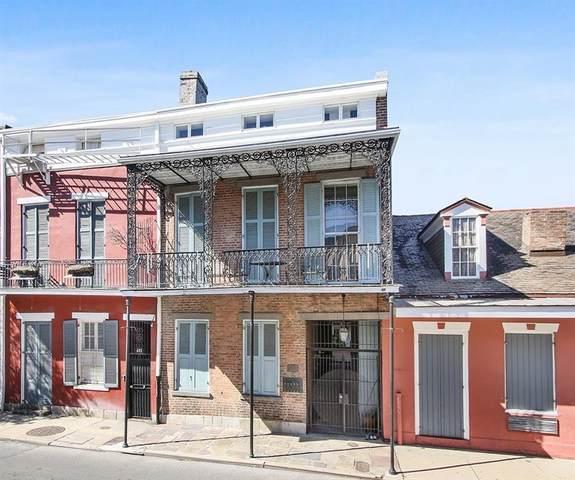 425 Burgundy Street #2, New Orleans, LA 70112 (MLS #2276998) :: Watermark Realty LLC