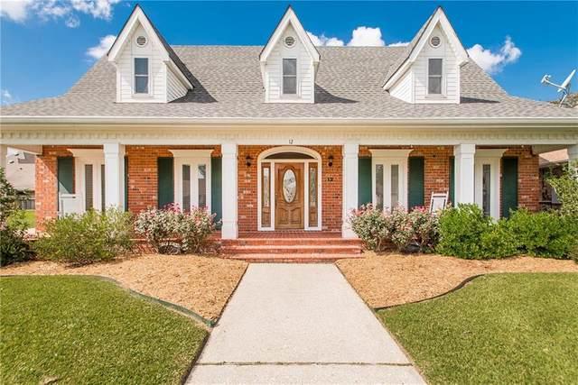 12 Hermitage Drive, Marrero, LA 70072 (MLS #2277009) :: Nola Northshore Real Estate