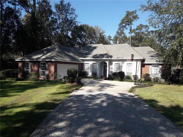 110 Country Club Drive, Covington, LA 70433 (MLS #2277013) :: Turner Real Estate Group