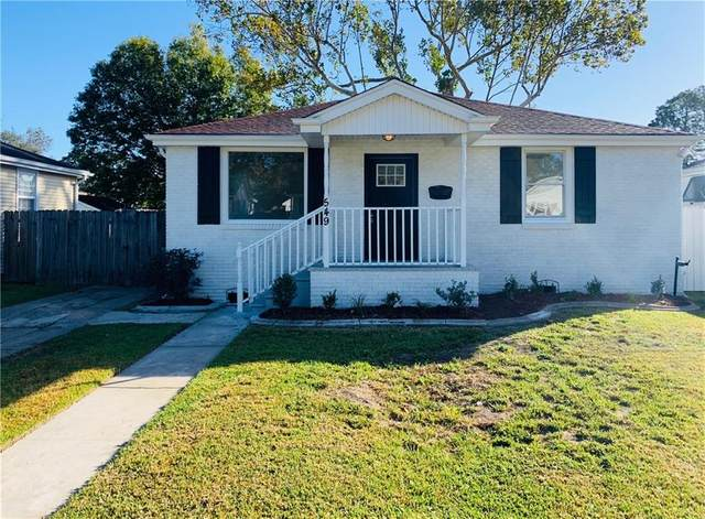 549 Tucker Avenue, Jefferson, LA 70121 (MLS #2277188) :: Watermark Realty LLC