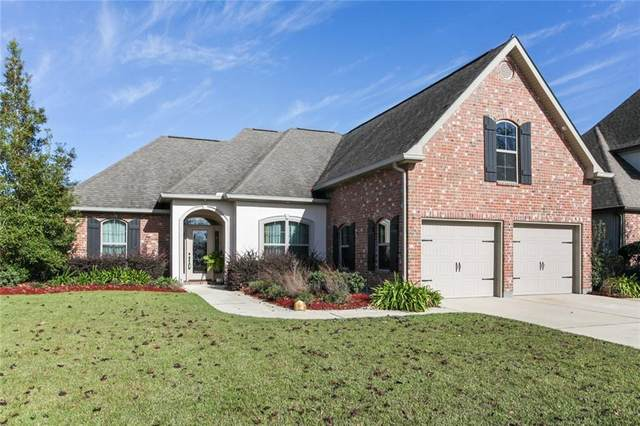 109 Lac Calcasieu Drive, Luling, LA 70070 (MLS #2277224) :: Top Agent Realty
