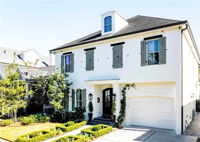 225 Rosewood Drive, Metairie, LA 70005 (MLS #2277286) :: Reese & Co. Real Estate