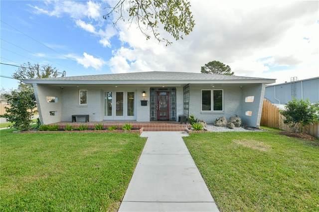 935 Nursery Avenue, Metairie, LA 70005 (MLS #2277291) :: Watermark Realty LLC
