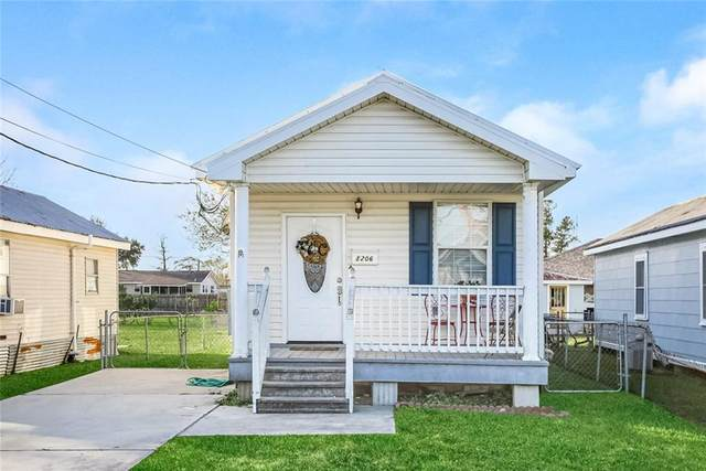 1206 Avenue A Avenue, Westwego, LA 70094 (MLS #2277301) :: The Sibley Group