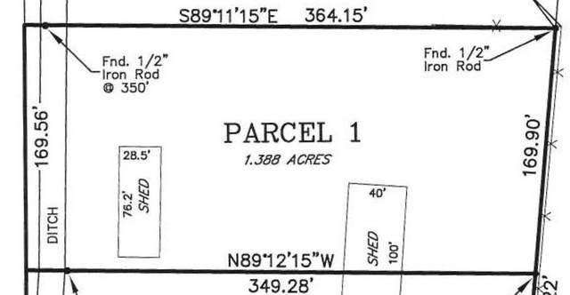 Parcel 1 Hardin Road, Slidell, LA 70461 (MLS #2277330) :: Nola Northshore Real Estate