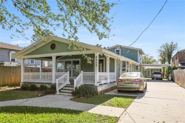 4608 Park Drive South Drive, Metairie, LA 70001 (MLS #2277332) :: Parkway Realty