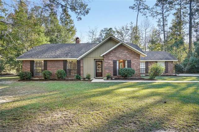 61354 Queen Anne Drive, Lacombe, LA 70445 (MLS #2277350) :: Turner Real Estate Group