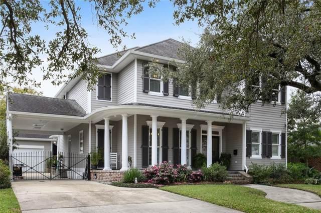 510 Turquoise Street, New Orleans, LA 70124 (MLS #2277378) :: Watermark Realty LLC