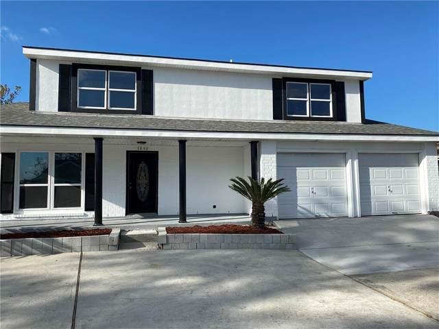 3848 Woodbriar Drive, Harvey, LA 70058 (MLS #2277420) :: Turner Real Estate Group