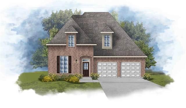 2860 Quinn Drive, Marrero, LA 70072 (MLS #2277457) :: Reese & Co. Real Estate