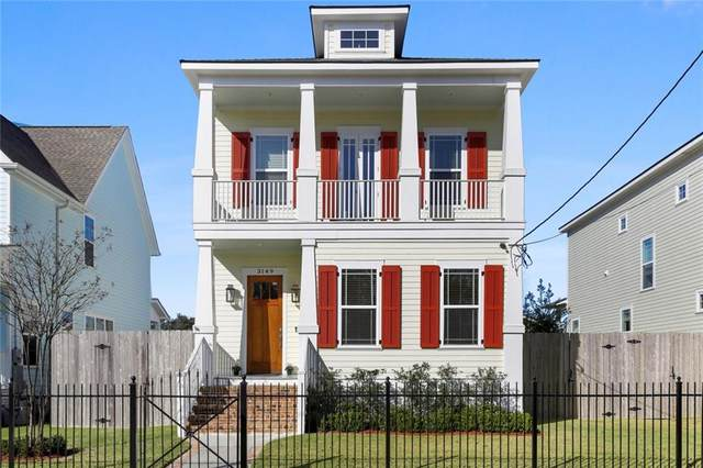 3149 Trafalgar Street, New Orleans, LA 70119 (MLS #2277608) :: Nola Northshore Real Estate