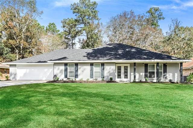 907 Tranquility Drive, Pearl River, LA 70452 (MLS #2277625) :: The Sibley Group
