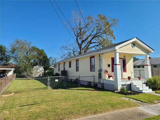 721 Avenue A Avenue, Marrero, LA 70072 (MLS #2277663) :: Parkway Realty