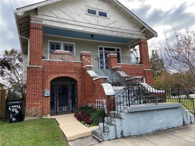 606 Filmore Avenue 1/2, New Orleans, LA 70124 (MLS #2277707) :: Parkway Realty