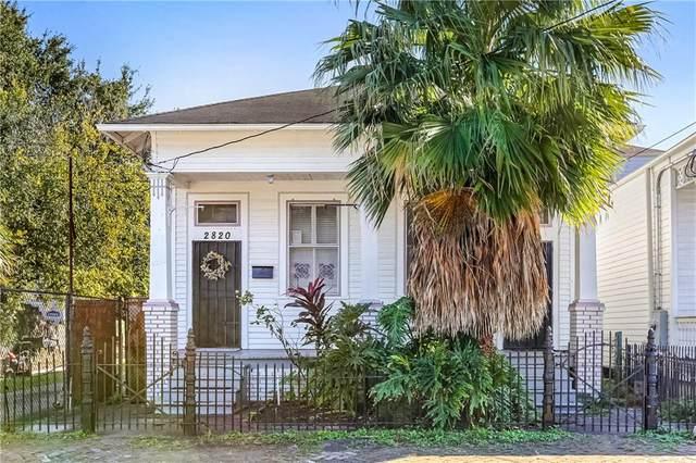 2820-22 Saint Thomas Street, New Orleans, LA 70115 (MLS #2277719) :: Reese & Co. Real Estate