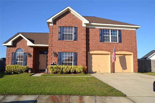 2600 Sandpiper Circle, Marrero, LA 70072 (MLS #2277732) :: Nola Northshore Real Estate