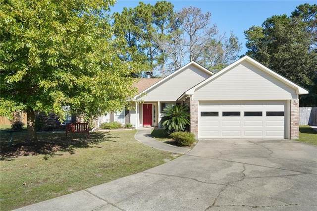 818 N Lake Caddo Court, Slidell, LA 70461 (MLS #2277738) :: Reese & Co. Real Estate