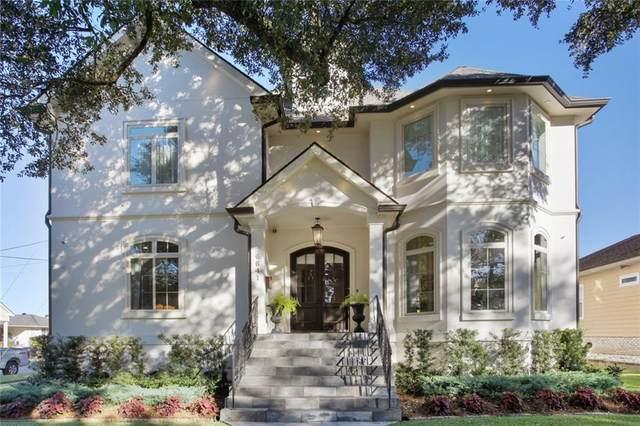 6641 Bellaire Drive, New Orleans, LA 70124 (MLS #2277754) :: Nola Northshore Real Estate